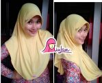 Plain Laura Yellow