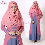 Belita Dress Dark GreyBlue