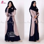 Belita Dress Dongker