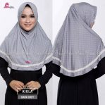 Bergo Kiola Dark Grey