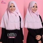 Jilbab Instant Baby Pink