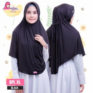 Bergo Plain Laura XL Black