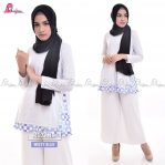 Kaos Mozana Misty Blue