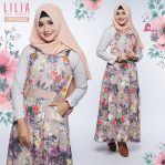 Lilia Set Dress Cappuccino