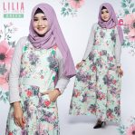 Lilia Set Dress Green