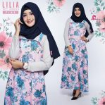 Lilia Set Dress Pink