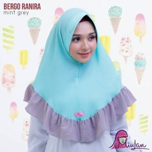 Bergo Ranira Mint-Grey